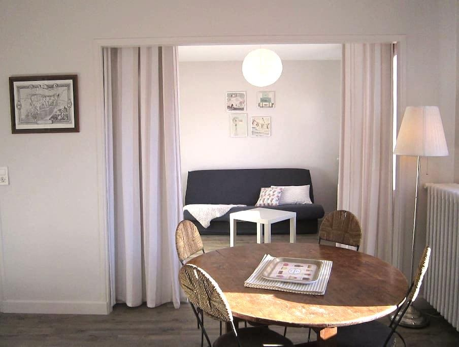 COZY ON THE PATH OF CORONATIONS ! - Reims - Apartamento