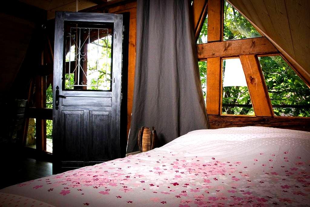 Chambre d'hôtes typique - Rustenhart - Rumah Tamu