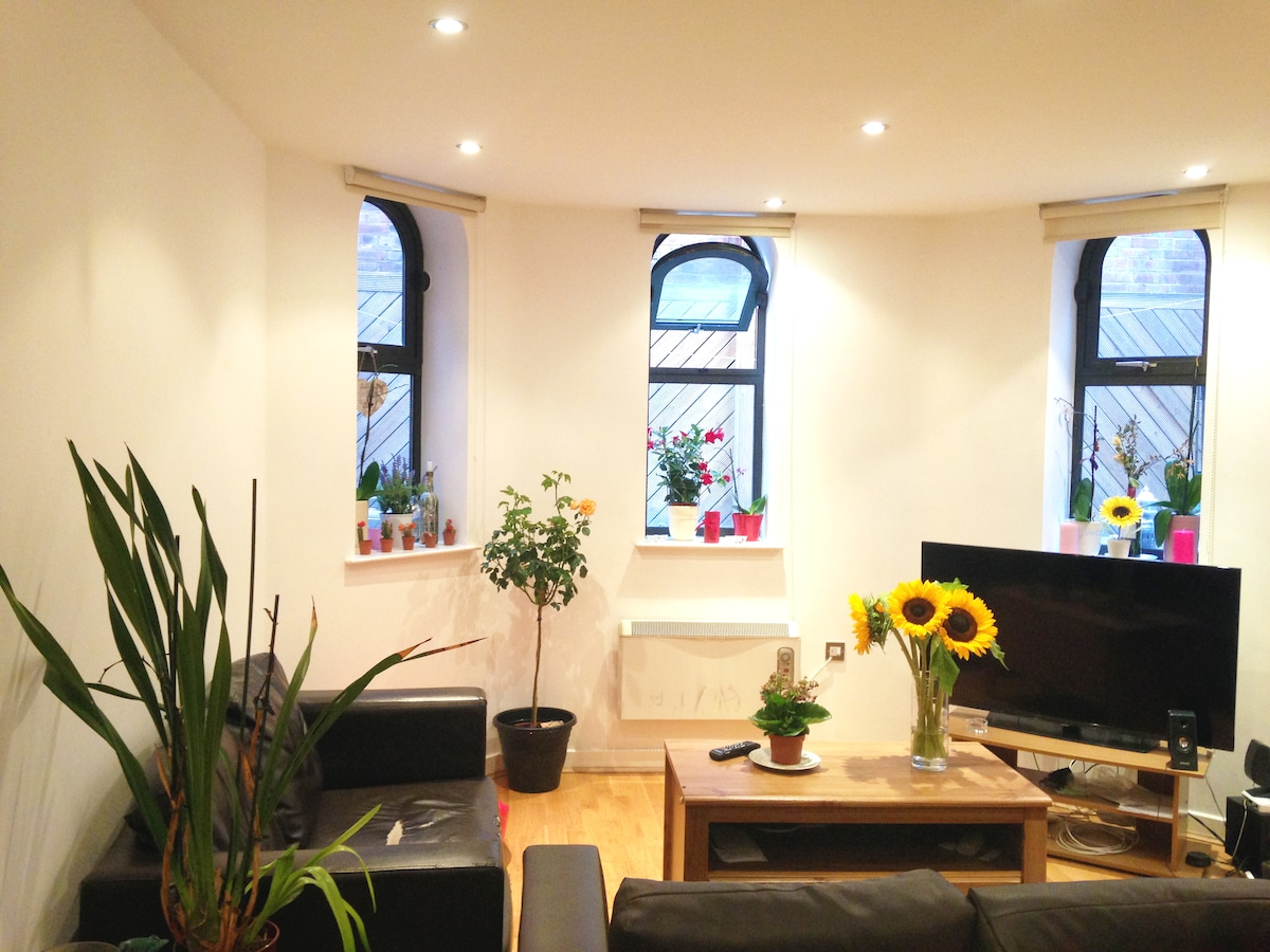 Lovely room with ensuite in central