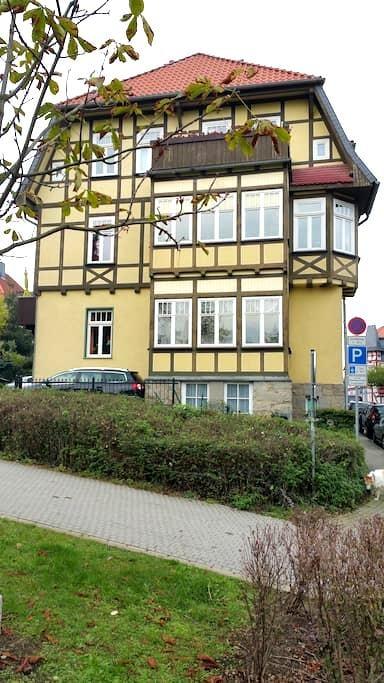 Mitten im Zentrum, trotzdem im Grünem - Wernigerode - Apartment