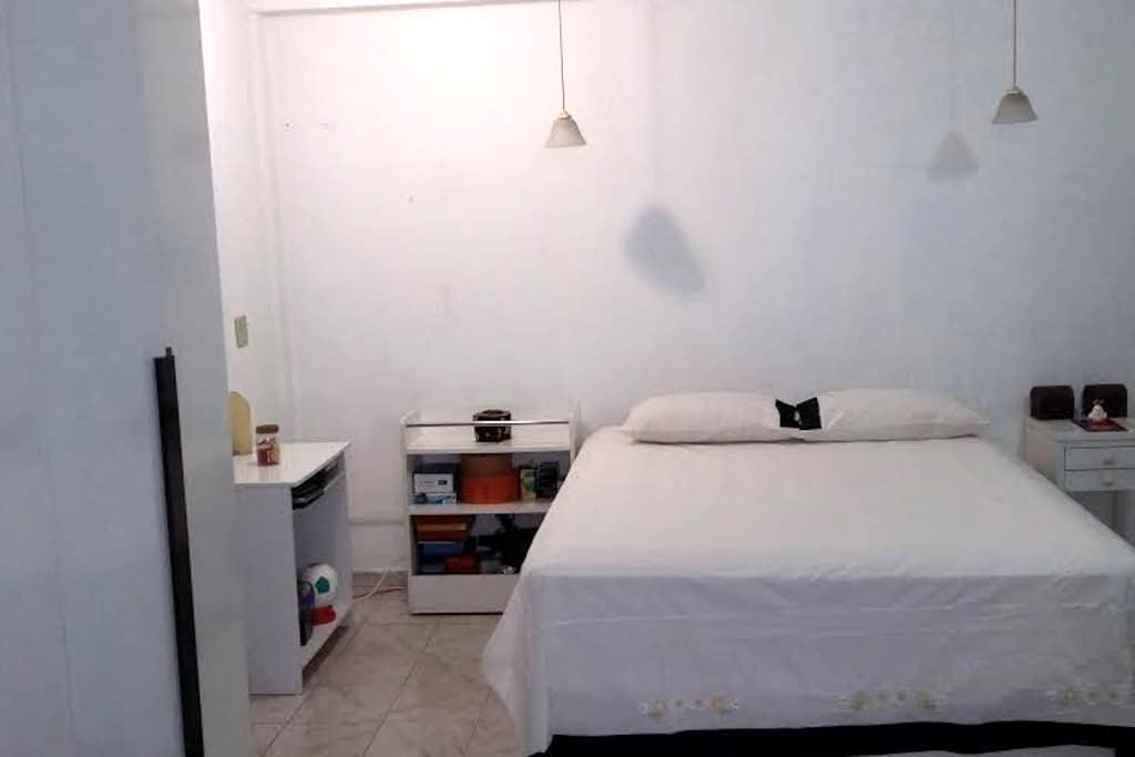 Suite casal na Gamboa - Rio de Janeiro