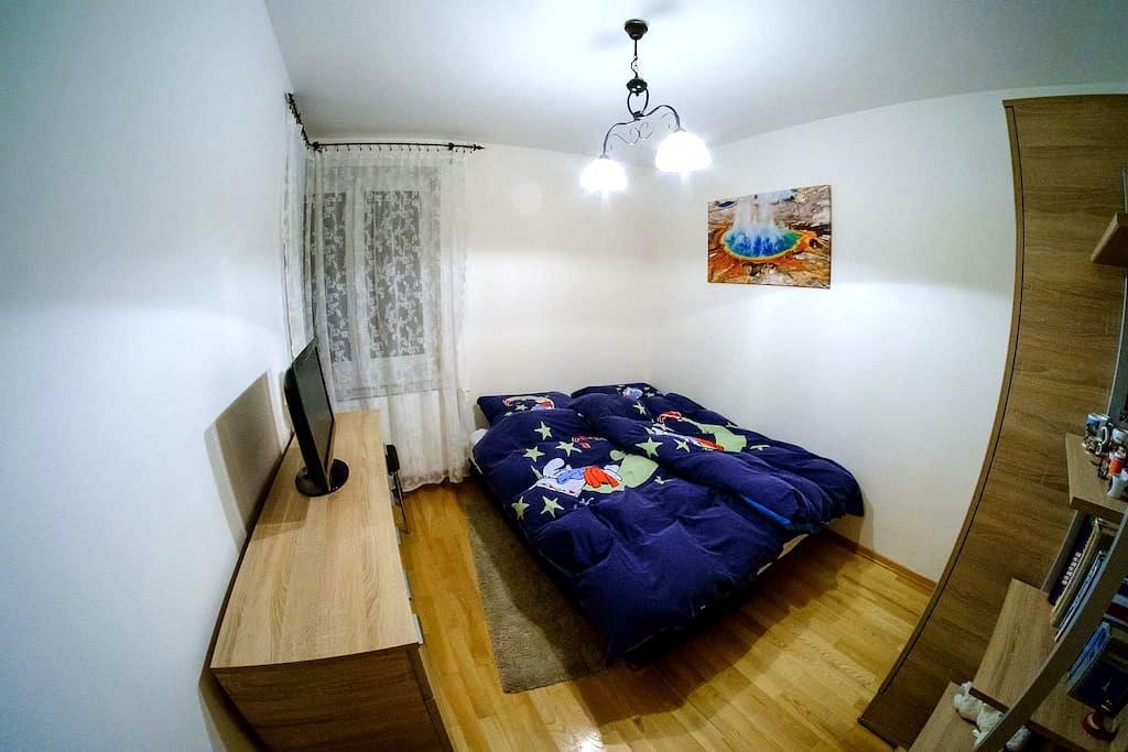 Pekná izba s TV v Nitre - Nitra - Apartment
