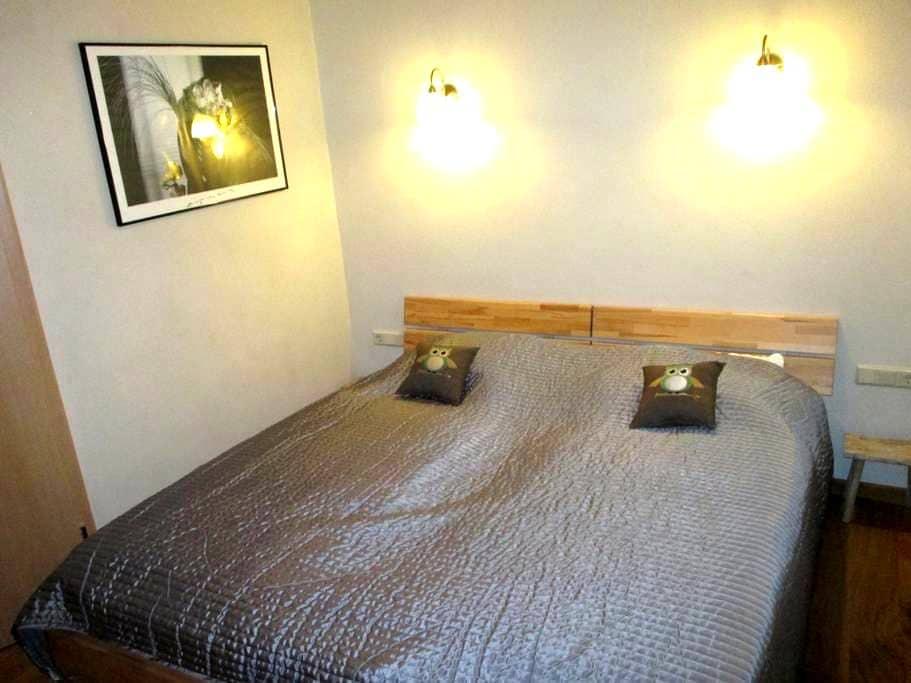 Altes Zollhaus, kleines Gästezimmer - Ammeldingen an der Our