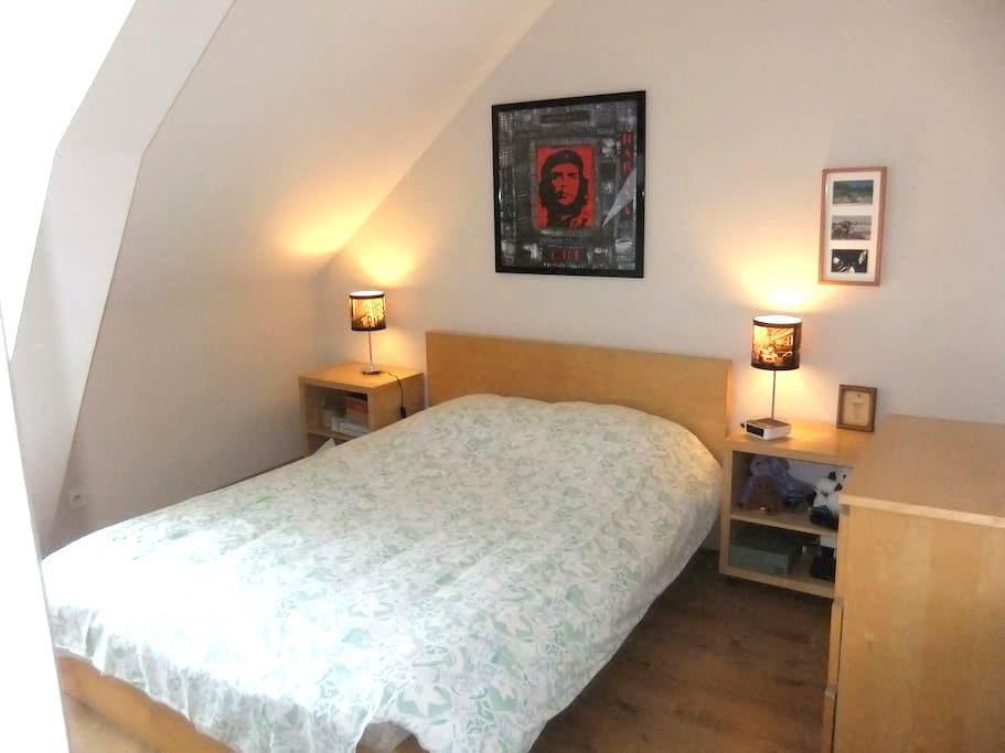 chambre privée - Bain-de-Bretagne - Lejlighed