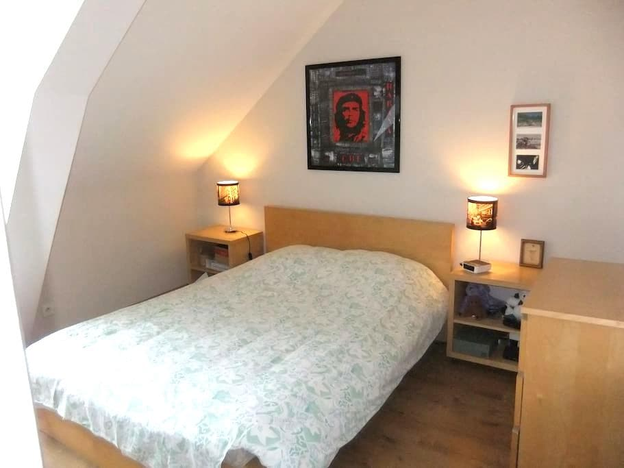 chambre privée - Bain-de-Bretagne - Apartment