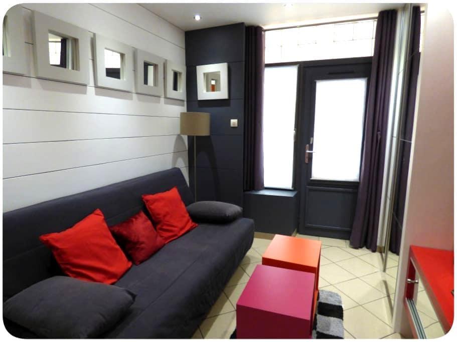 Adorable Studio centre ville - Clermont-l'Hérault - Apartamento