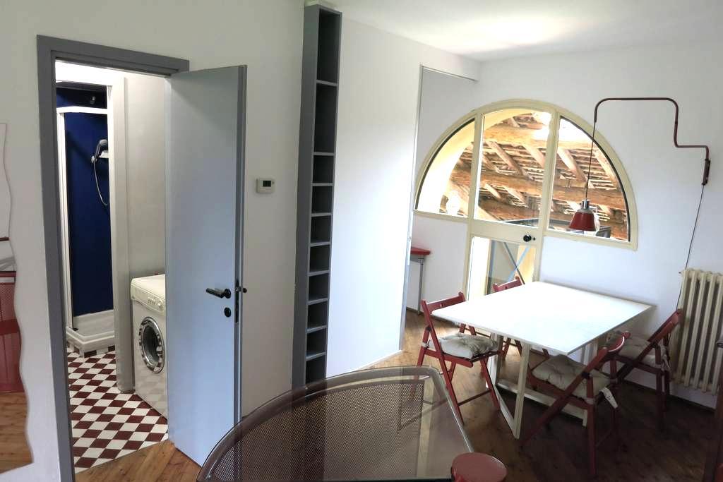 Duplex in antica cascina ristrutturata - Lodi - Apartament
