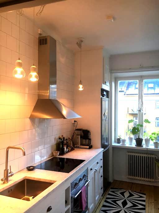 Mysig lägenhet i söders hjärta - Stockholm - Lägenhet