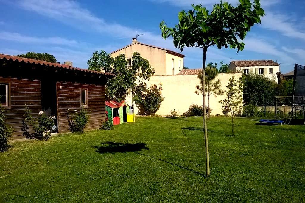Chambre(s) au coeur de la Provence - Alleins - Haus
