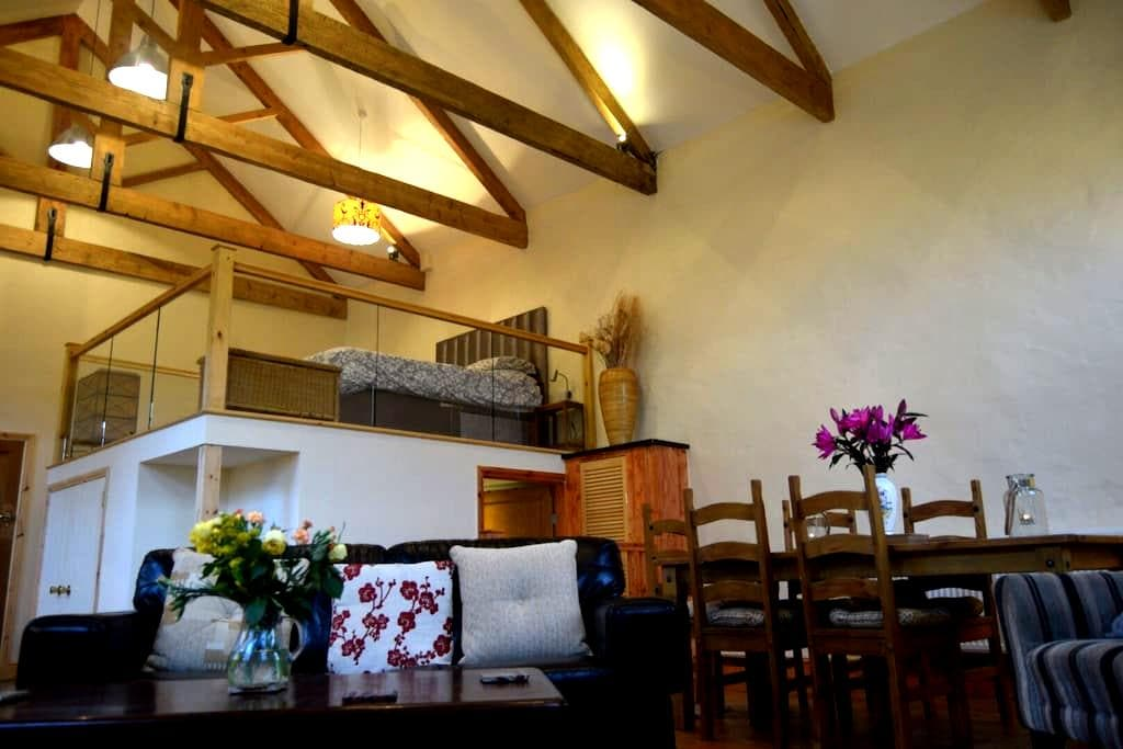 The School House 'Romantic Retreat' - Cornwall - House