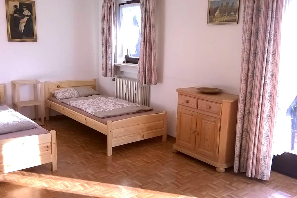 Central apartment - Garmisch-Partenkirchen - Apartment