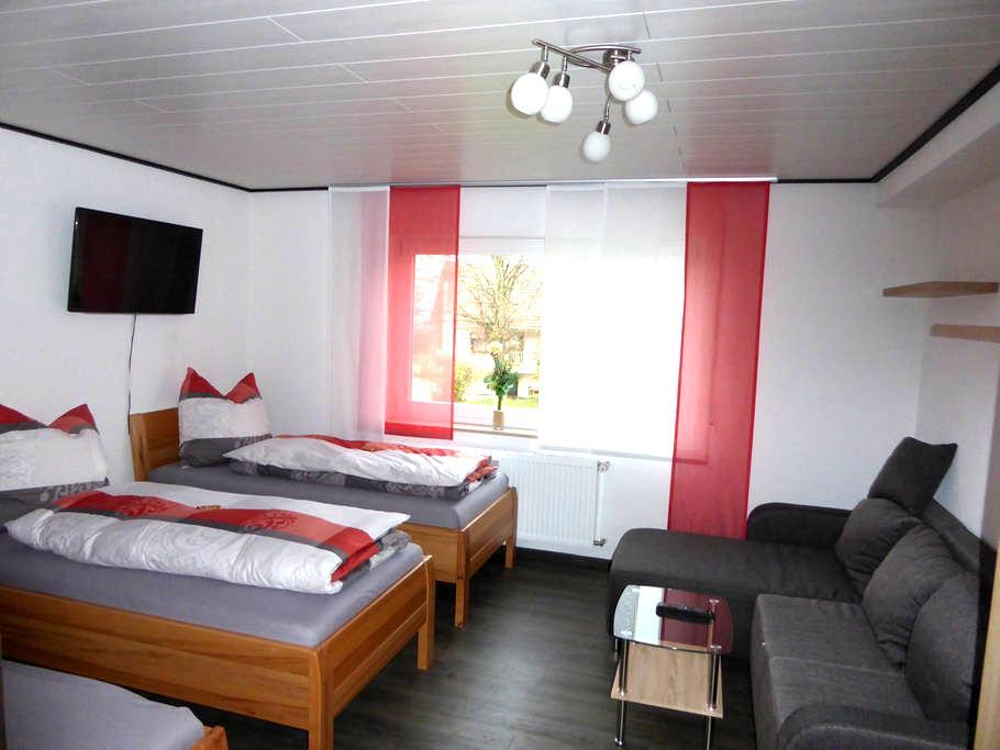 Ferienwohnung Waldblick 1 - Burladingen - アパート