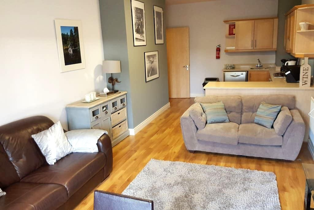 2 Bed Apt in Historic Mayo Hotel - Castlebar - Apartment