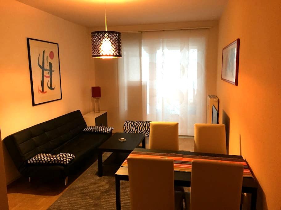 2 Zimmerwohnung im EG - Freiburg im Breisgau - Apartament