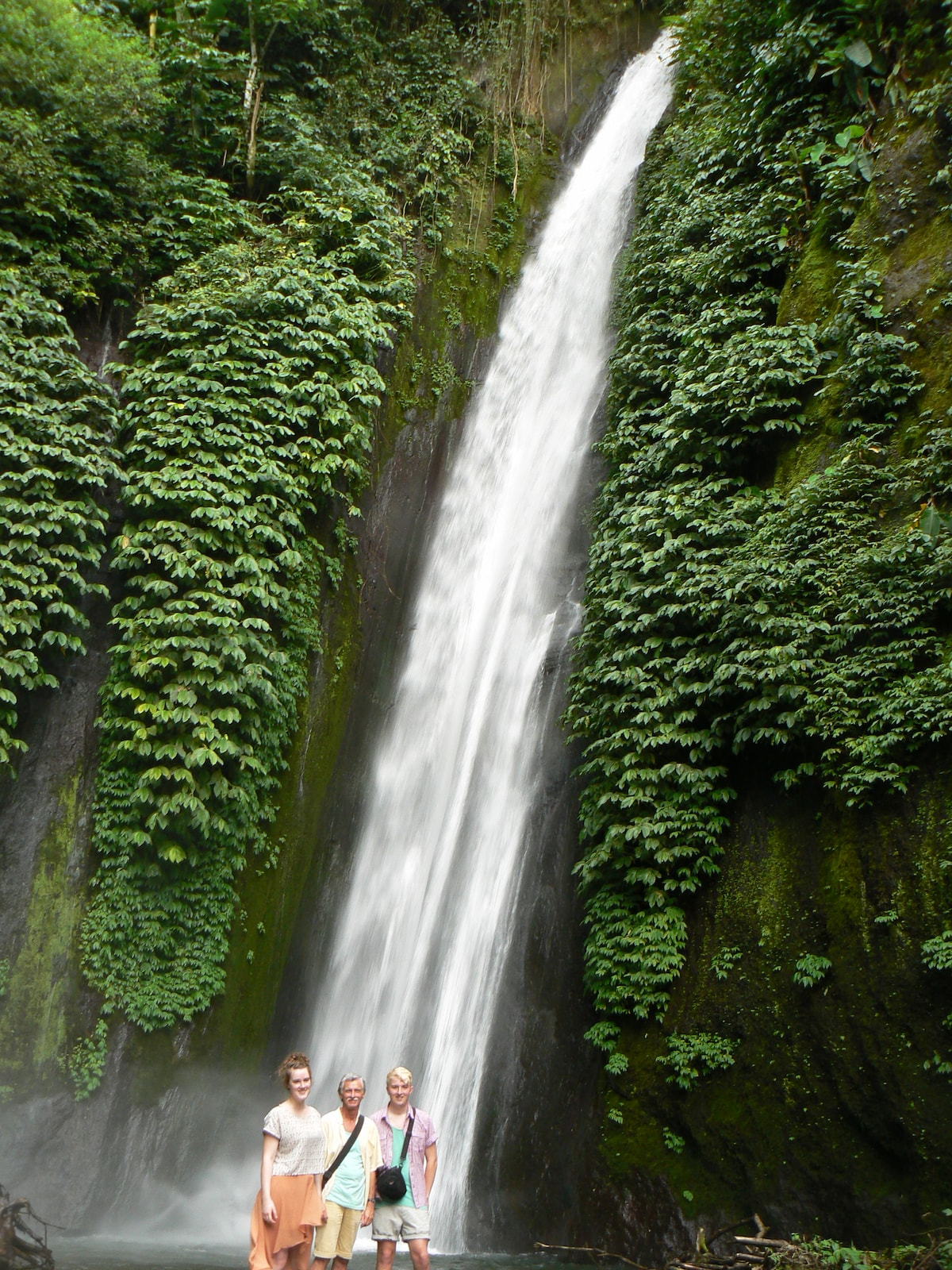 We can show you parts of Bali few tourists see or know about. Waterfall trekking is one such activity.