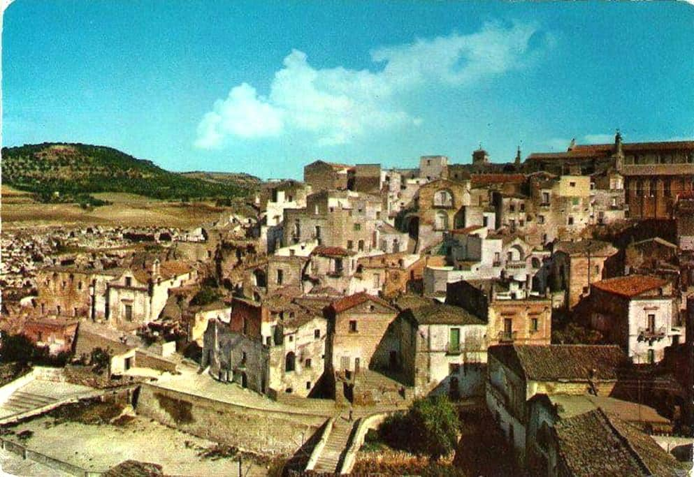 Global trotters for art, culture and food - Gravina in Puglia - Haus