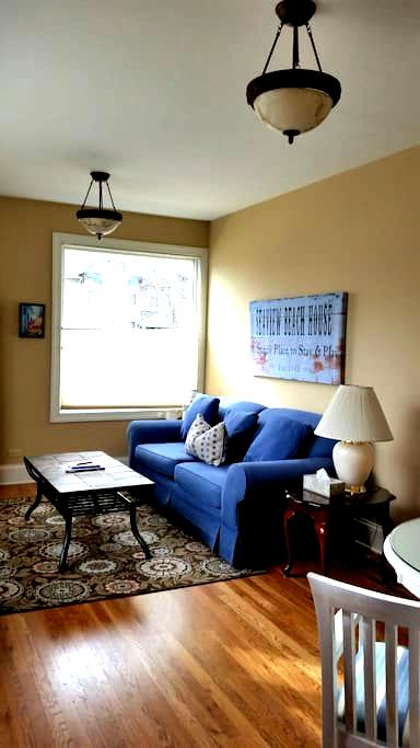 Michiana Apartment #1 - South Haven - Appartement