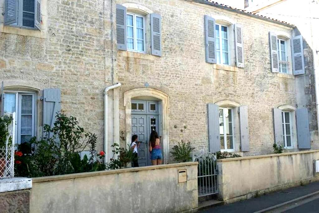 Maison de ville dans le Centre Historique de Luçon - Luçon - Şehir evi