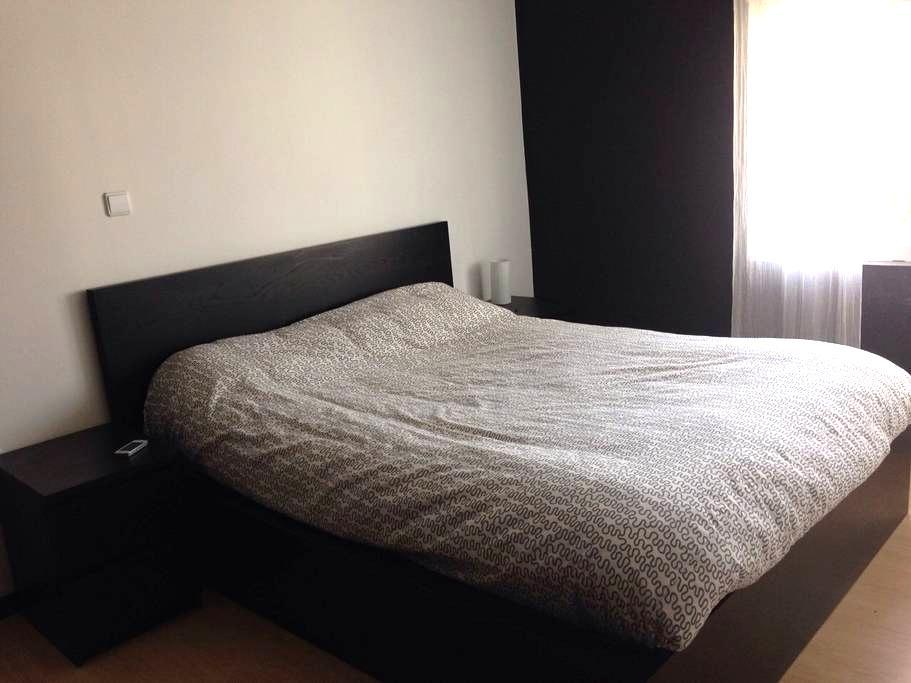 Habitación doble con baño propio - Valladolid - Bed & Breakfast