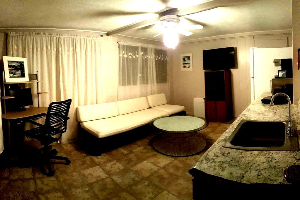 Cozy, quiet, 1BR apt (no roaches) - Aiea - Appartement