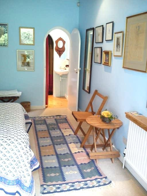 Beautiful En Suite on Menai Strait - Menai Bridge - Byt