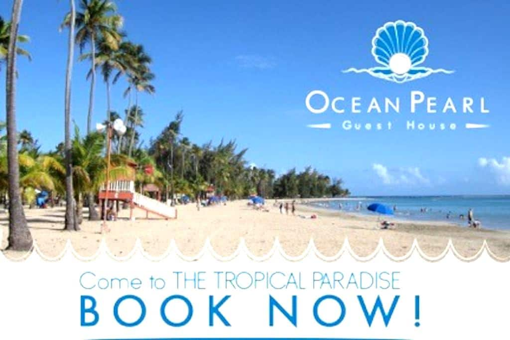 Beach Front Guest House #1 - Luquillo