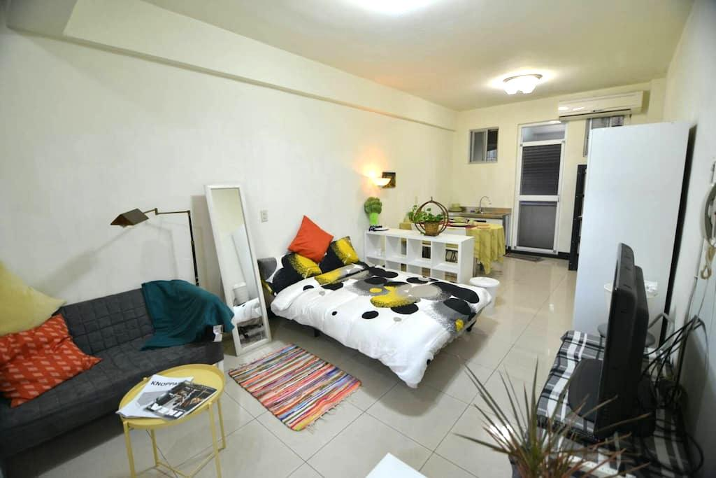 好 Inn-In house 五分鐘到捷運 整層獨立空間 溫馨2~4人房 一分鐘到夜市 (特惠中) - Sanchong District - Pis