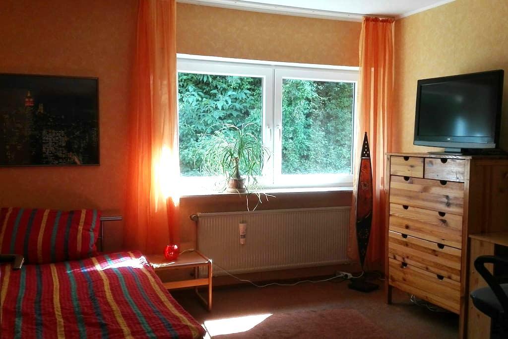 Doppelzimmer mit eigenem Bad - Lahnstein