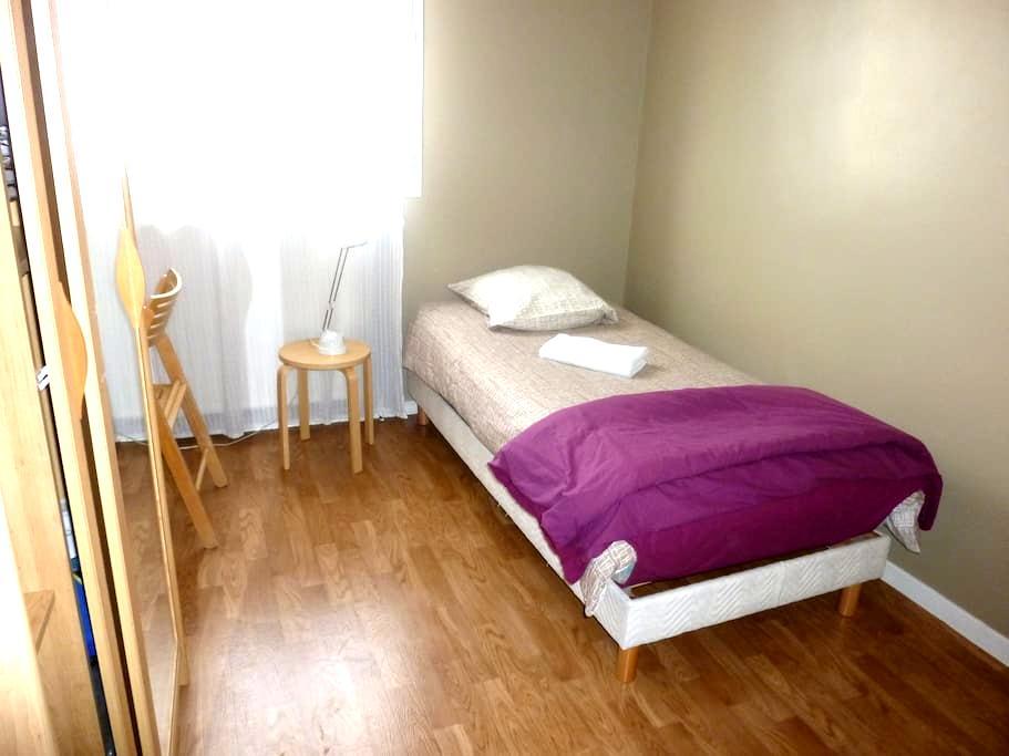 Chambre près de Grenoble et montagnes - Poisat - Apartmen