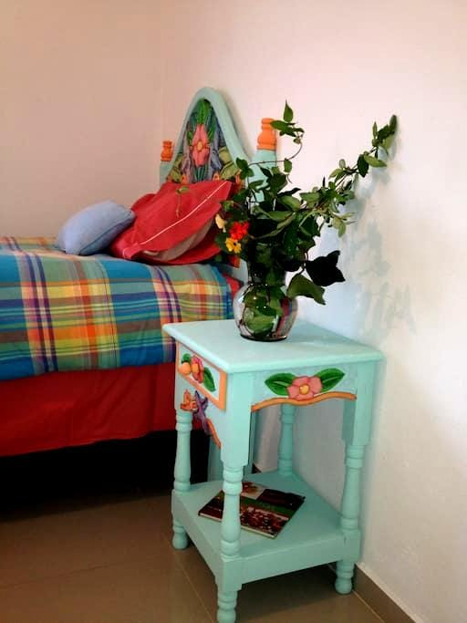 Gorgeous Room! ¡¡Te va a encantar!! Close downtown - MX - Casa