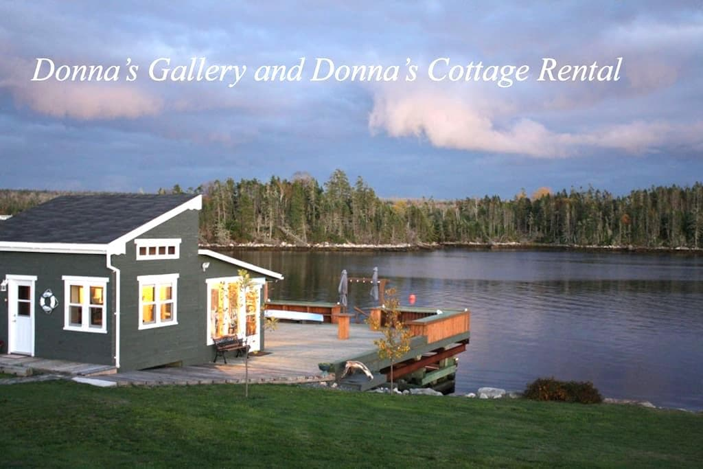 Donna's Cottage Rental on the Ocean - Halifax