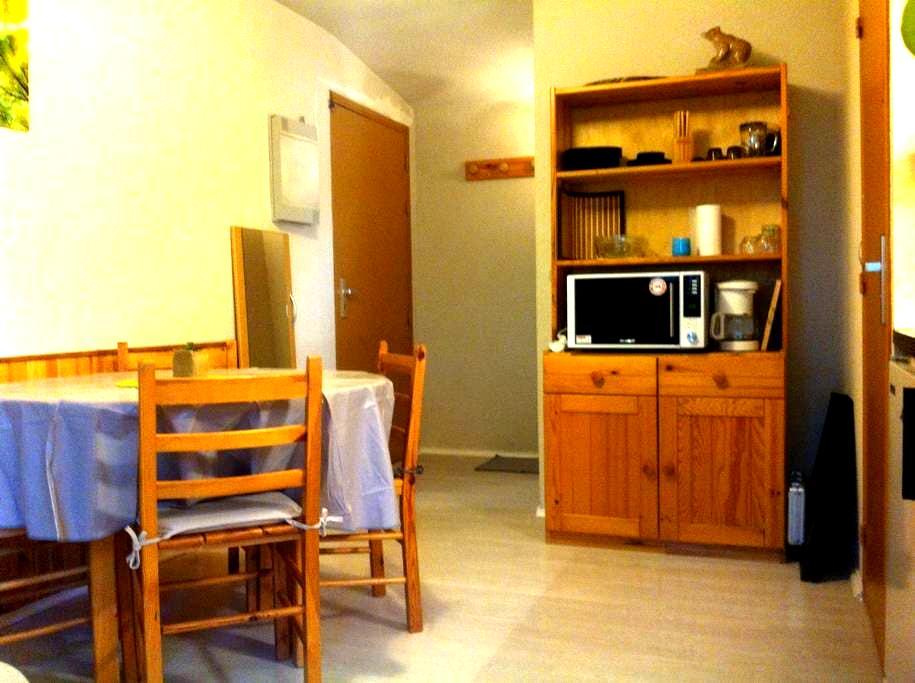 Appart 4 pers Les Angles (66210) - Les Angles - Apartamento