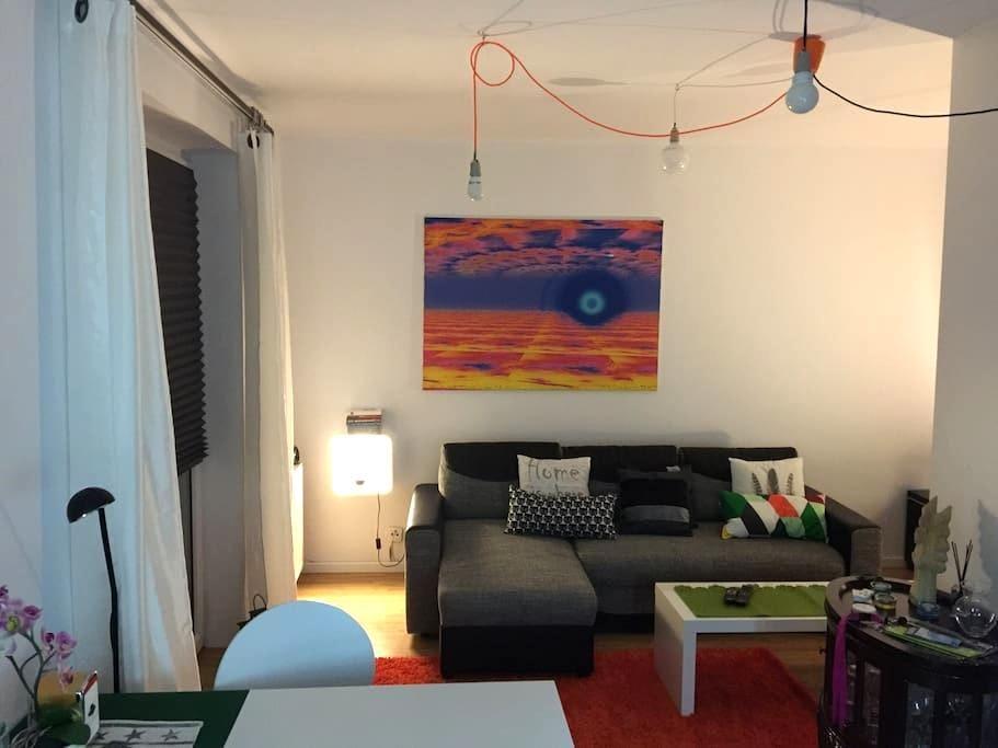 Cosy and climate apartment - Cracovia - Departamento