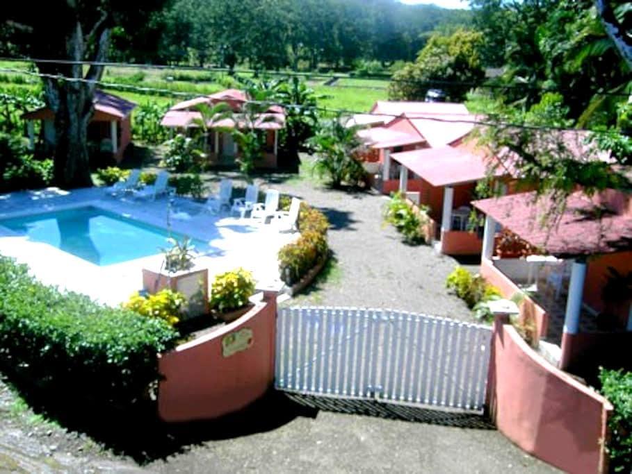 Villas Majolana hotel/cabinas - Playa Agujas - Andet