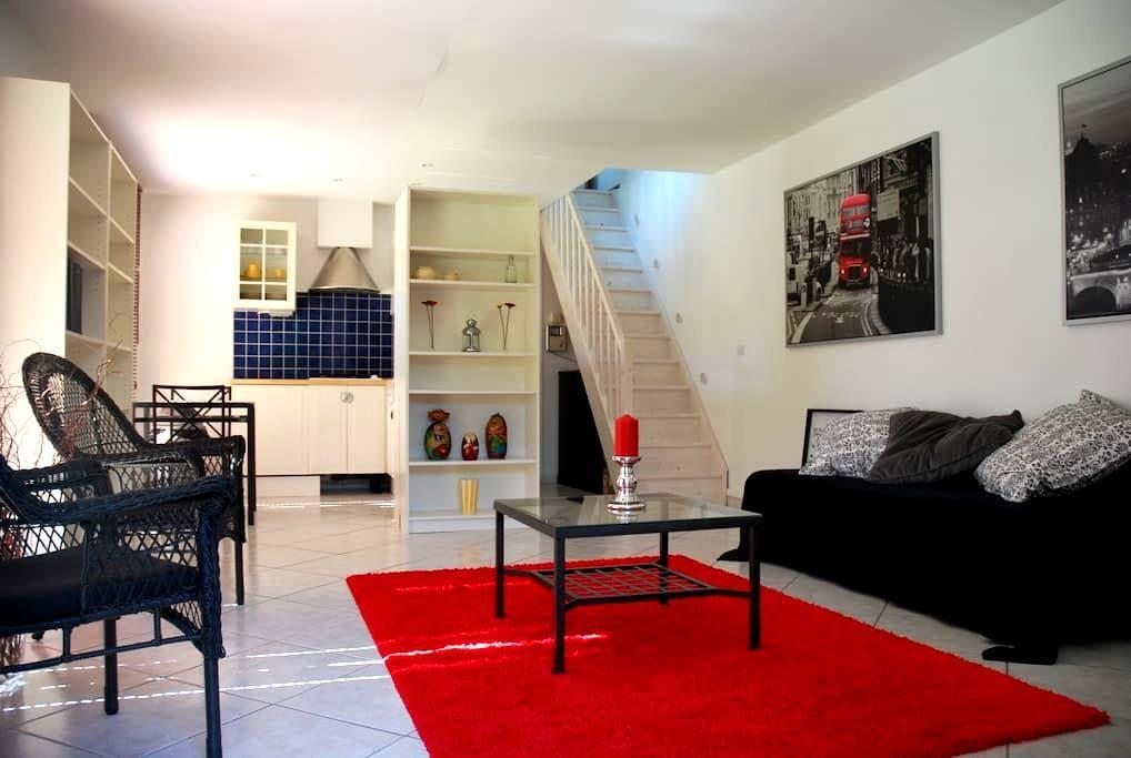 Lindo Duplex con terraza - Savigny-sur-Orge - House