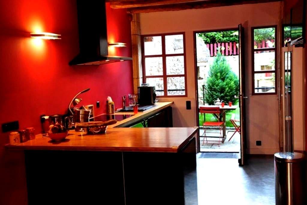 Maison calme à Bèze en Bourgogne - Bèze - House