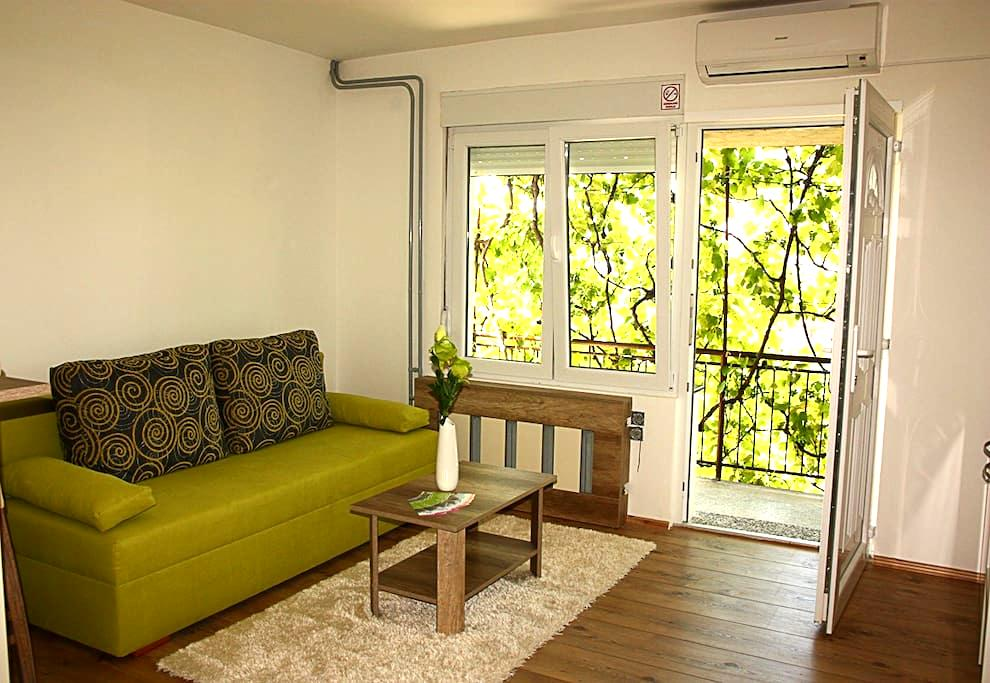 Beautiful brand new apartment in a quiet street - Zagreb - Pis
