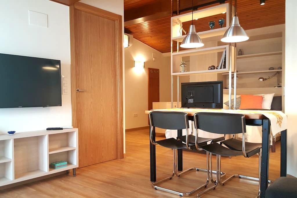 Estudio Atico en el centro de Ourense - Ourense - Condominium