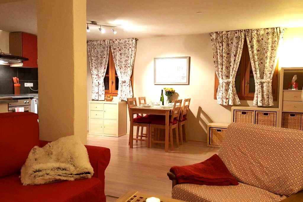Appartement 1 chambre LE COEUR DE PARADISKI - Peisey-Nancroix - Lejlighed