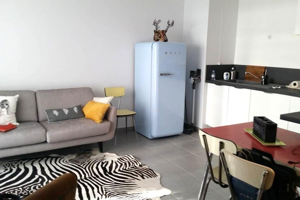 T2 avec terrasse et parking privatif dans le 12ème - Marsella - Apartamento