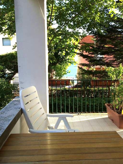 "Elegant cosy apartment ""Casa Blu"" - Marina di San Vito - Διαμέρισμα"