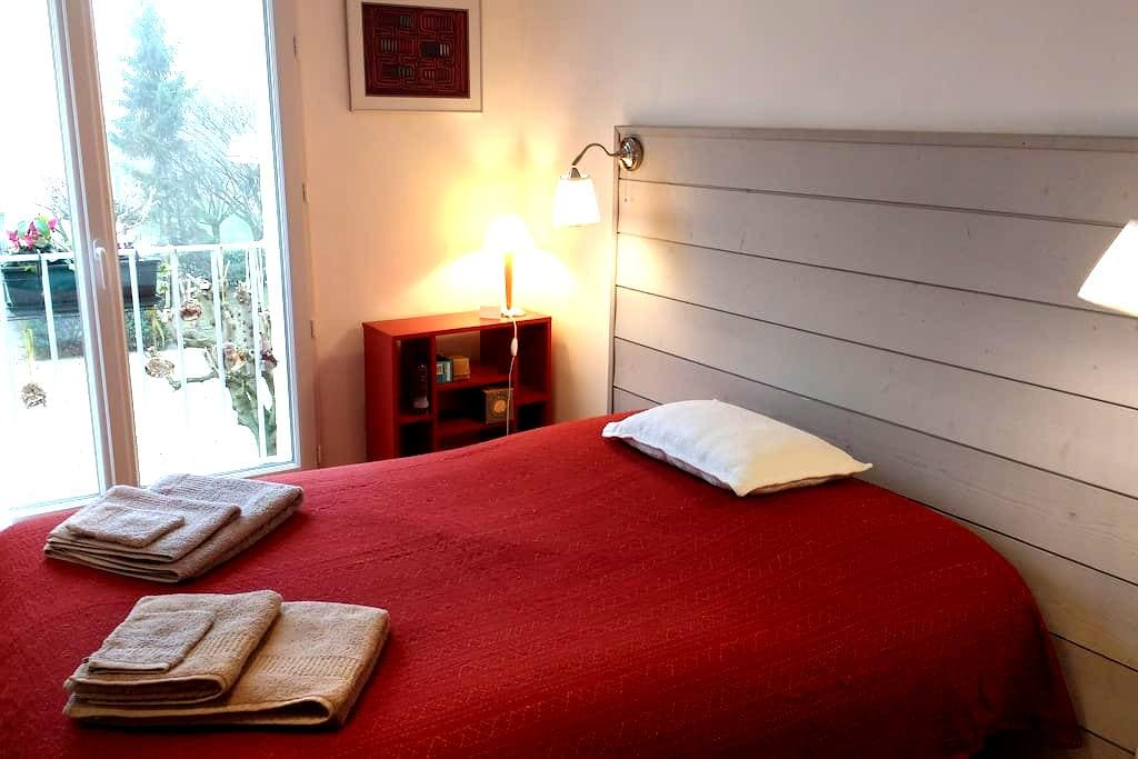 Nice and quiet room near Paris - Montrouge - Appartement