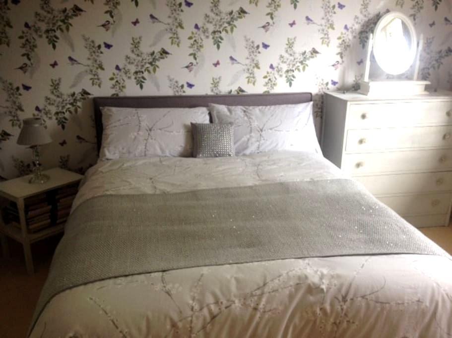Peaceful Zen Room - single or double occupancy - Folkestone