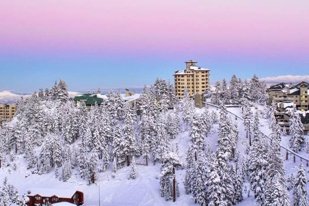 Ridge Tahoe, Tower Bldg, Deluxe Hotel Room - Stateline - Condomínio