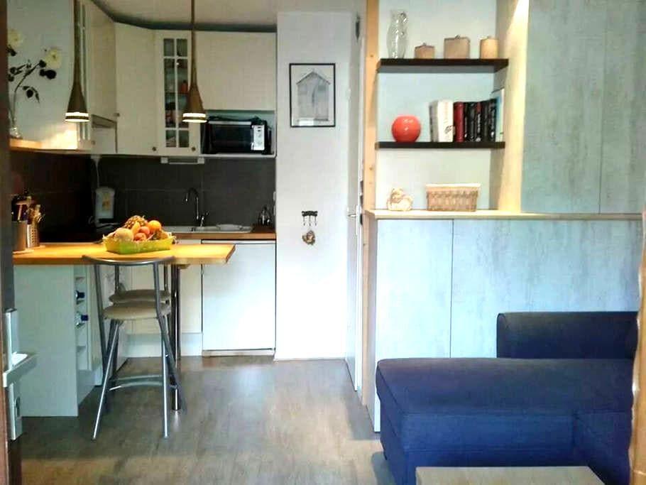 JOLI STUDIO RDJ ST PALAIS/MER - Saint-Palais-sur-Mer - Apartament