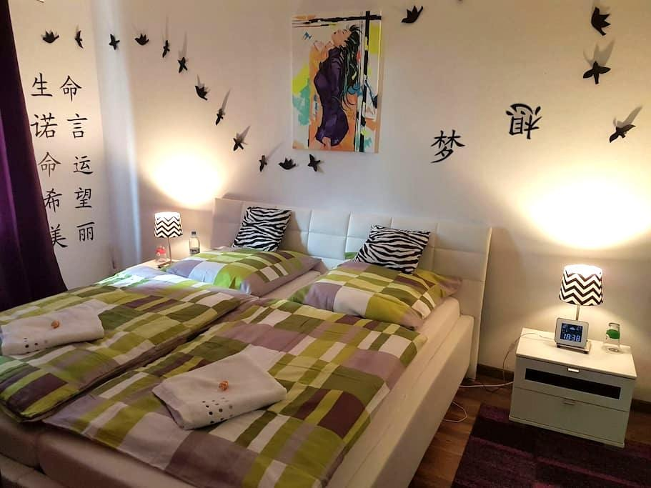 Modern room near to Munich Airport - Freising - Wohnung