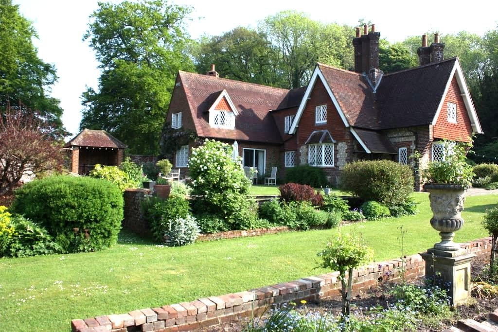 The Garden House, Chawton Hampshire - Alton