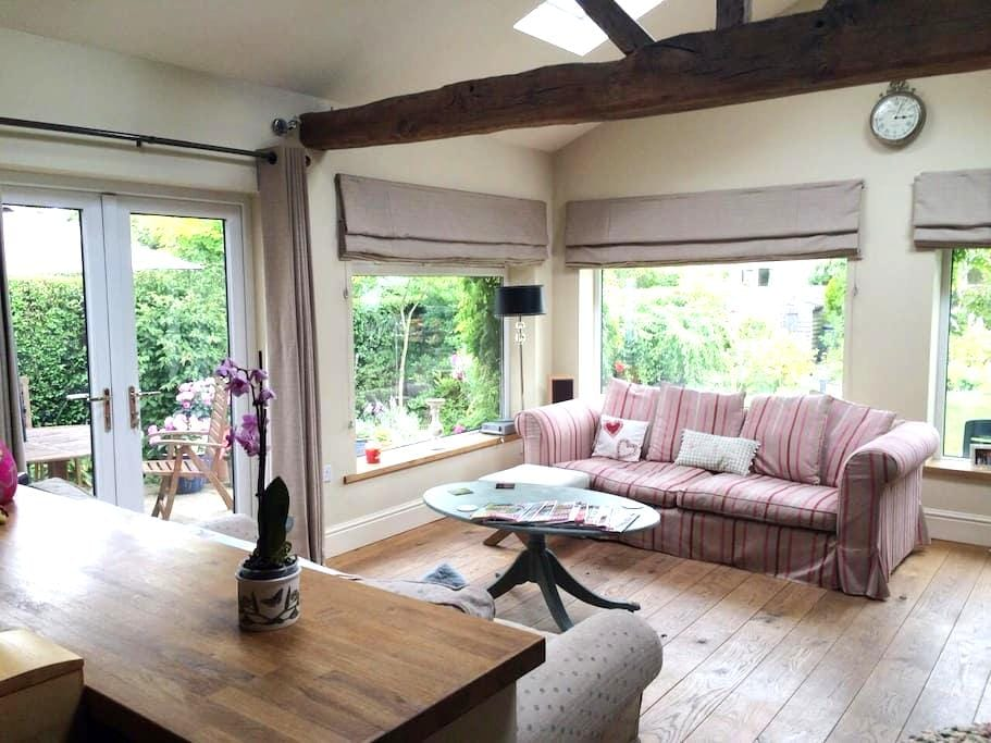 Detached property in pretty village - Haxby - House