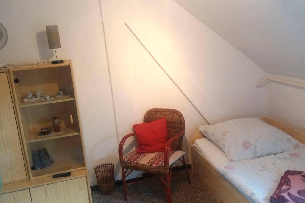 Dachwohnung Zimmer 2 - Rudolstadt