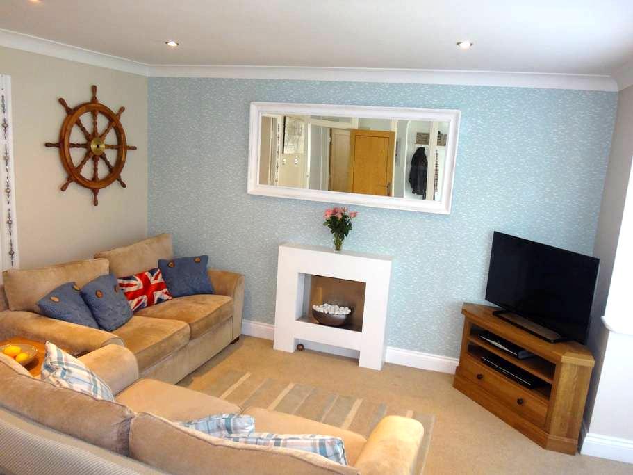 A sea side break location - Bournemouth - 公寓